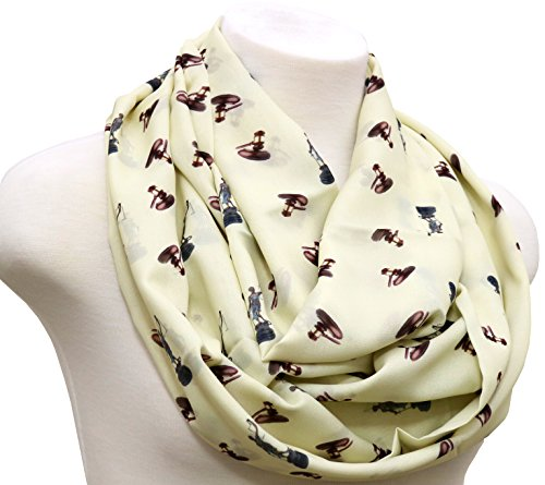 Lawyer Infinity Scarf Gift For Law Students
