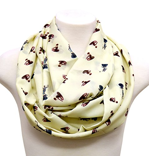 Lawyer Infinity Scarf Gift For Law Students And Attorneys